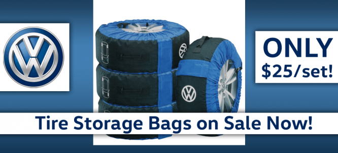Sale Price on Tire Storage Bags
