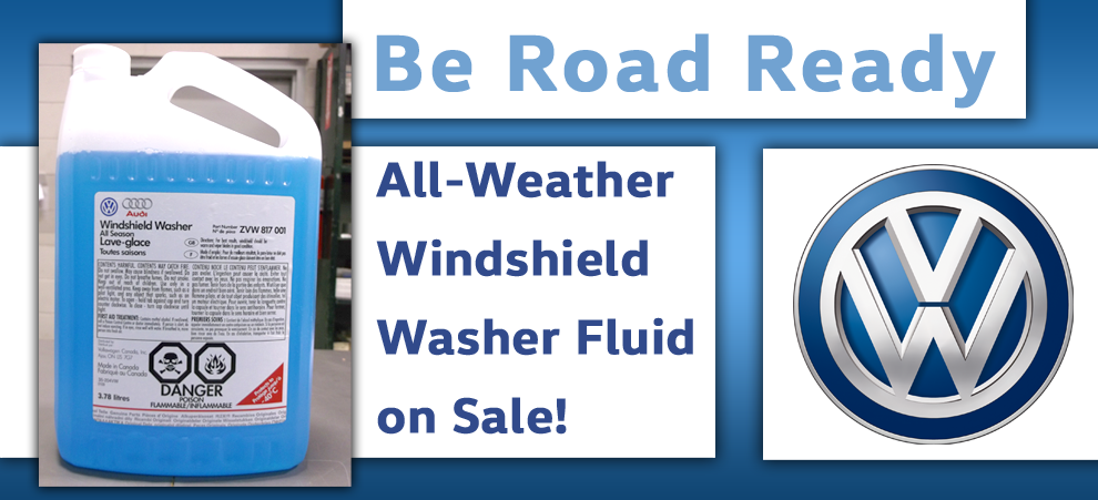 Washer Fluid on Sale