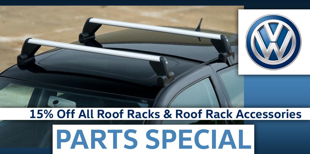 Save on Roof Racks!