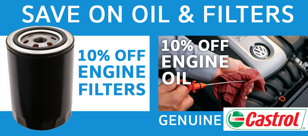 Save on Oil & Filters