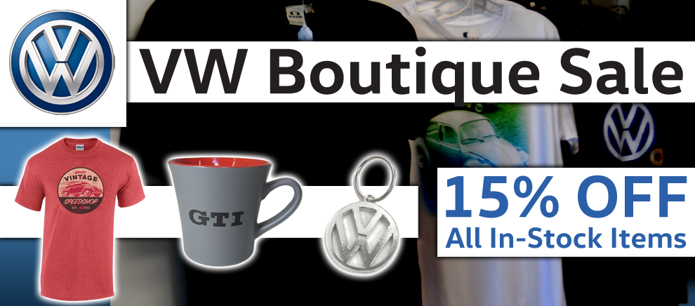 15% Off Most Boutique Items!