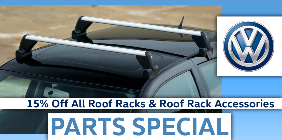Roof Rack Discount Offer