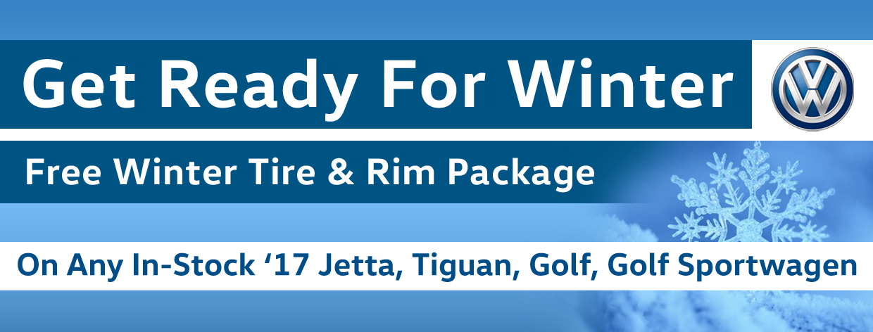 Free Winter & Tire Rim Package