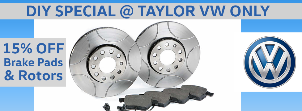 DIY Special – 15% Off Brake Components