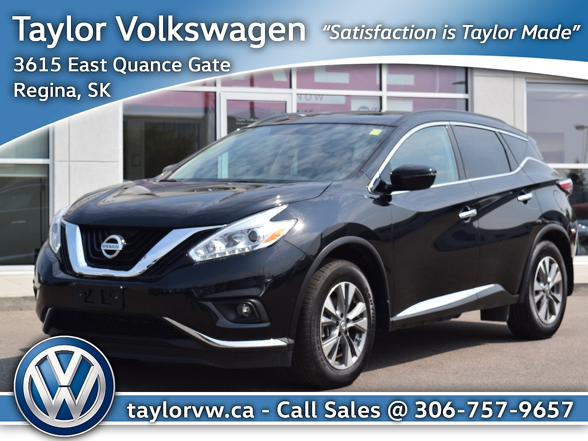 2017 Nissan Murano Special