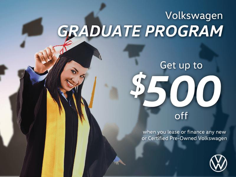 Volkswagen Graduate Program