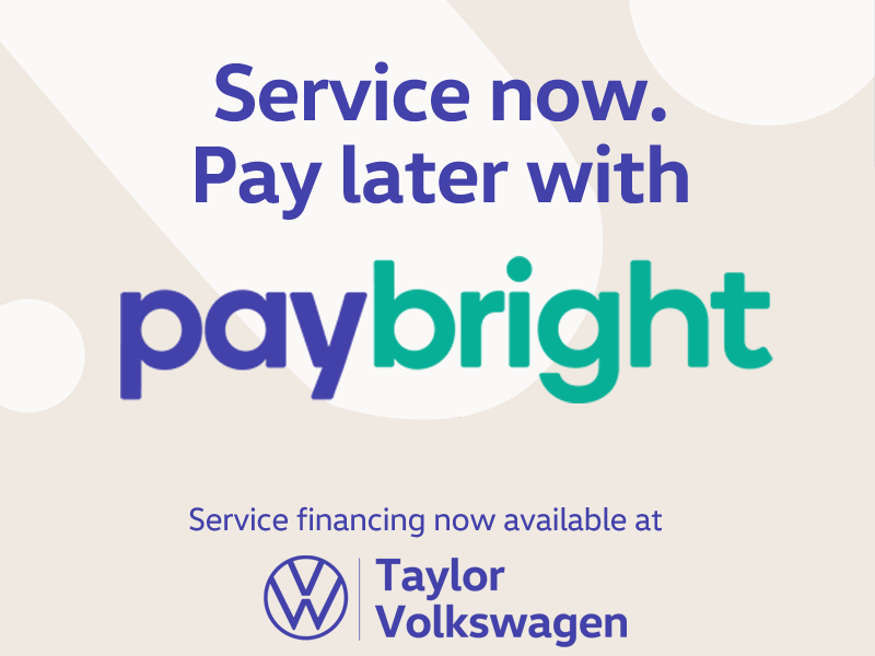 Service Now. Pay Later.