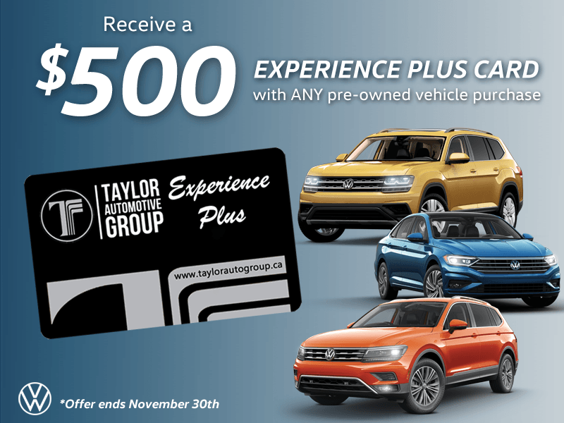 Get $500 EP Card With All Used Vehicles