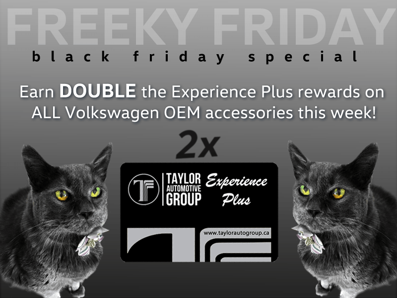 FREEKY FRIDAY – Black Friday Special