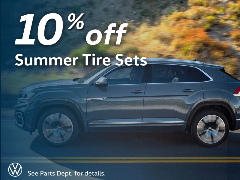 Summer Tire Set Special