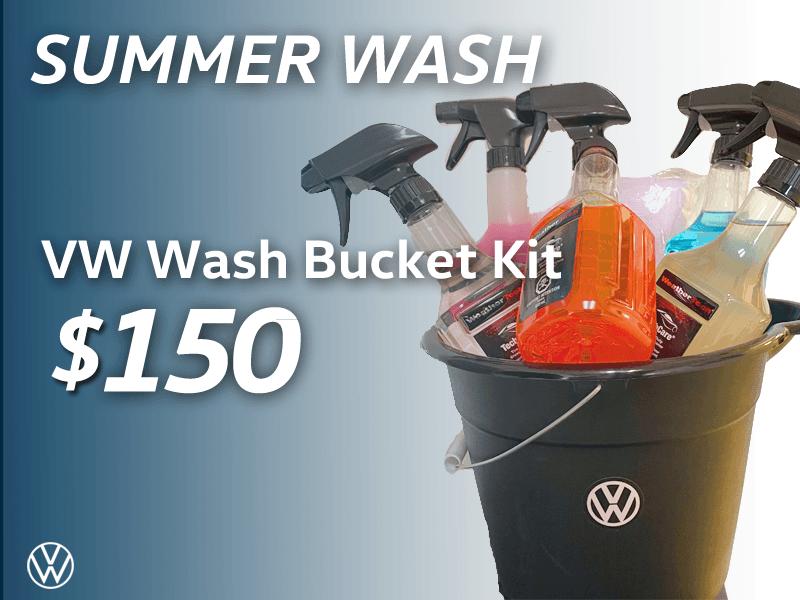 VW Summer Wash Kit