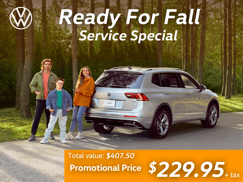 Ready For Fall Promo