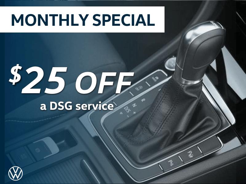 DSG Service Special